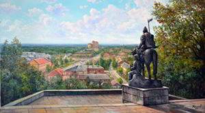 gorodskoj-pejzazh-pamyatnik-1000-letiyu-bryanska_мельников