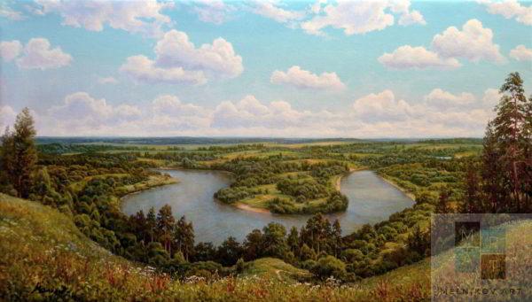 пейзаж Под Трубчевском